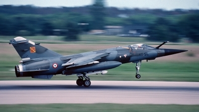 Photo ID 19369 by Eric Tammer. France Air Force Dassault Mirage F1CT, 254