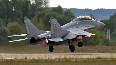 Photo ID 155725 by Vladimir Vorobyov. Company Owned RSK MiG Mikoyan Gurevich MiG 29KUB,