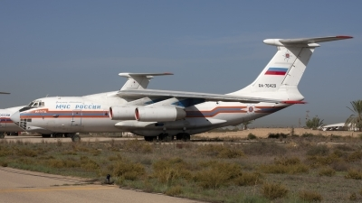 Photo ID 155754 by Chris Lofting. Russia MChS Rossii Ministry for Emergency Situations Ilyushin IL 76TD, RA 76429