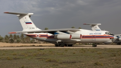 Photo ID 155757 by Chris Lofting. Russia MChS Rossii Ministry for Emergency Situations Ilyushin IL 76TD, RA 76840