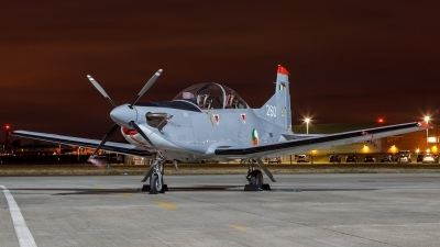 Photo ID 155763 by Chris Batty. Ireland Air Force Pilatus PC 9M, 260