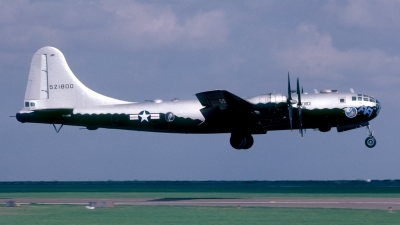 Photo ID 155740 by David F. Brown. Private Commemorative Air Force Boeing B 29A Superfortress, NX529B