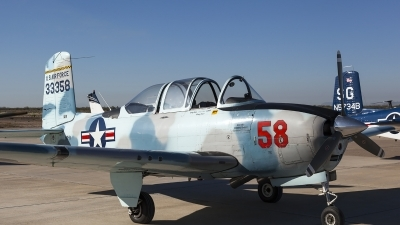 Photo ID 155806 by Thomas Ziegler - Aviation-Media. Private Private Beech T 34A Mentor, N6HK