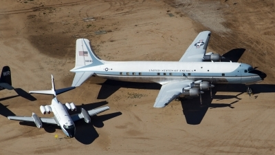Photo ID 155947 by Thomas Ziegler - Aviation-Media. USA Air Force Douglas VC 118A Liftmaster DC 6A, 53 3240