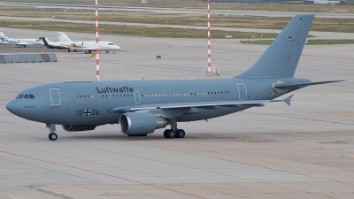 Photo ID 155918 by Daniel Fuchs. Germany Air Force Airbus A310 304MRTT, 10 26