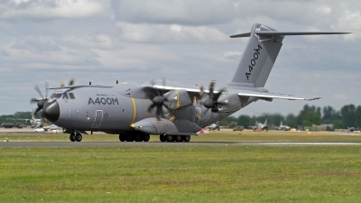 Photo ID 155974 by Niels Roman / VORTEX-images. Company Owned Airbus Airbus A400M Atlas, F WWMZ
