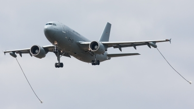 Photo ID 155983 by Thom Zalm. Germany Air Force Airbus A310 304MRTT, 10 25