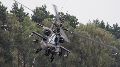 Photo ID 156007 by Thom Zalm. Netherlands Air Force Boeing AH 64DN Apache Longbow, Q 04
