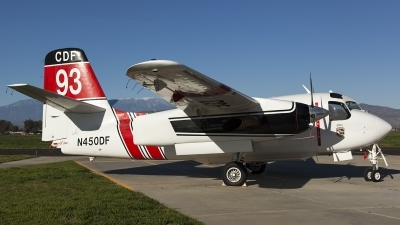 Photo ID 156046 by Thomas Ziegler - Aviation-Media. USA United States Forest Service Grumman S 2F3AT Turbo Tracker G 121, N450DF