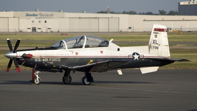 Photo ID 156054 by Bobby Allison. USA Air Force Raytheon T 6A Texan II, 05 3796