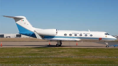 Photo ID 156069 by Bobby Allison. Mexico Navy Gulfstream Aerospace G IV X Gulfstream G450, XC LMF