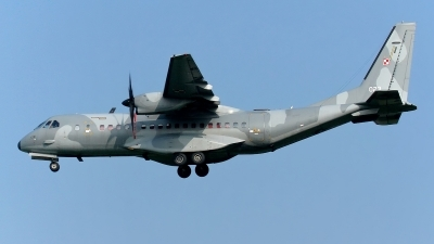 Photo ID 156250 by Rainer Mueller. Poland Air Force CASA C 295M, 023