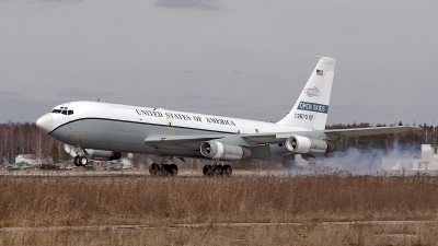 Photo ID 156353 by Vladimir Vorobyov. USA Air Force Boeing OC 135B 717 158, 61 2670