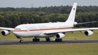 Photo ID 156458 by Thom Zalm. Germany Air Force Airbus A340 313X, 16 02