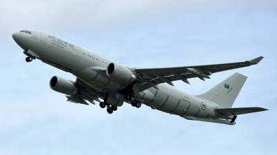 Photo ID 156507 by Mike Hopwood. Company Owned Airbus Airbus A330 203MRTT, MRTT032