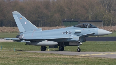 Photo ID 156511 by Rainer Mueller. Germany Air Force Eurofighter EF 2000 Typhoon S, 30 80