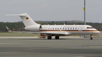 Photo ID 156631 by Günther Feniuk. Germany Air Force Bombardier BD 700 1A11 Global 5000, 14 04