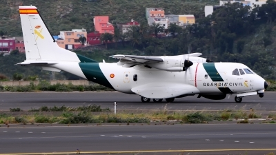 Photo ID 156840 by Manuel EstevezR - MaferSpotting. Spain Guardia Civil CASA CN235 100MPA, T 19B 21