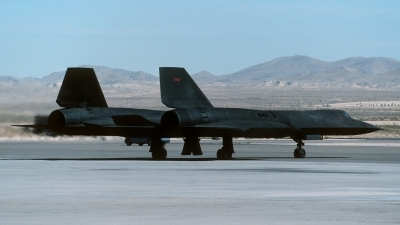 Photo ID 156852 by Henk Schuitemaker. USA Air Force Lockheed SR 71A Blackbird, 61 7967
