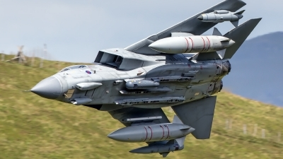 Photo ID 156926 by Ron Kellenaers. UK Air Force Panavia Tornado GR4, ZA542