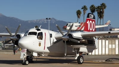 Photo ID 157054 by Thomas Ziegler - Aviation-Media. USA United States Forest Service Grumman S 2F3AT Turbo Tracker G 121, N441DF
