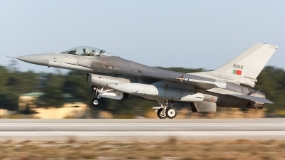 Photo ID 157158 by Marco Casaleiro. Portugal Air Force General Dynamics F 16AM Fighting Falcon, 15102