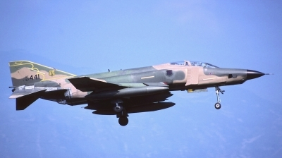Photo ID 157097 by Sergio Gava. USA Air Force McDonnell Douglas RF 4C Phantom II, 67 0441