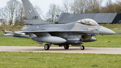 Photo ID 157112 by Alex van Noye. Netherlands Air Force General Dynamics F 16AM Fighting Falcon, J 197