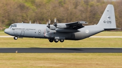 Photo ID 157089 by Alex van Noye. Netherlands Air Force Lockheed C 130H 30 Hercules L 382, G 275