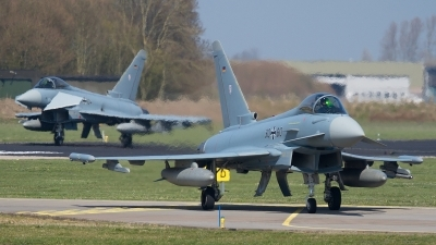 Photo ID 157193 by Rainer Mueller. Germany Air Force Eurofighter EF 2000 Typhoon S, 30 80