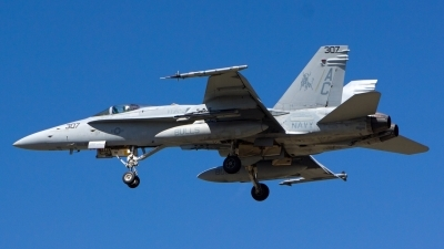 Photo ID 157300 by Alex Jossi. USA Navy McDonnell Douglas F A 18C Hornet, 165176