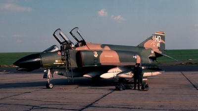 Photo ID 157303 by Alex Staruszkiewicz. USA Air Force McDonnell Douglas F 4D Phantom II, 66 7749