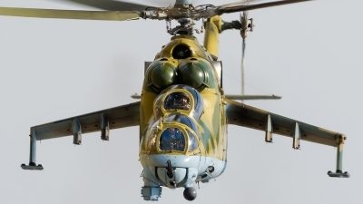 Photo ID 157305 by Alex van Noye. Kazakhstan Air Force Mil Mi 24V,