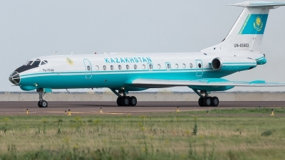 Photo ID 157323 by Alex van Noye. Kazakhstan Government Tupolev Tu 134AK, UN 65683