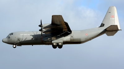 Photo ID 157374 by Alejandro Hernández León. Denmark Air Force Lockheed Martin C 130J 30 Hercules L 382, B 538