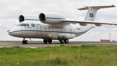 Photo ID 157383 by Alex van Noye. Kazakhstan Republican Guard Antonov An 74TK 200, 74008