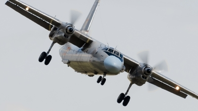 Photo ID 157458 by Alex van Noye. Kazakhstan Air Force Antonov An 26,