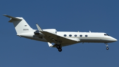 Photo ID 157441 by Thomas Ziegler - Aviation-Media. USA Air Force Gulfstream Aerospace C 20H Gulfstream IV, 92 0375