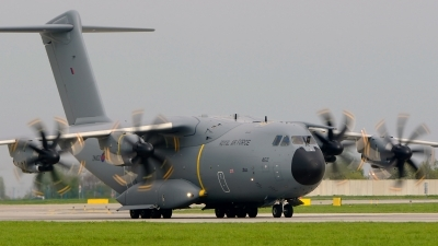 Photo ID 157420 by Stephan Franke - Fighter-Wings. UK Air Force Airbus Atlas C1 A400M, ZM402