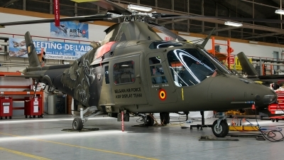Photo ID 157534 by Roel Kusters. Belgium Air Force Agusta A 109HO A 109BA, H24