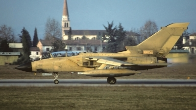 Photo ID 157560 by Sergio Gava. Italy Air Force Panavia Tornado IDS, MM7053
