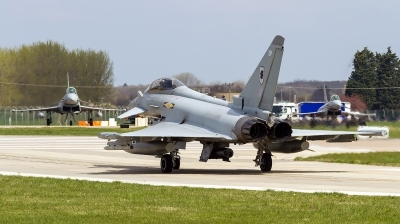 Photo ID 157572 by Craig Wise. UK Air Force Eurofighter Typhoon FGR4, ZJ915