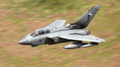 Photo ID 157597 by Ron Kellenaers. UK Air Force Panavia Tornado GR4, ZD844