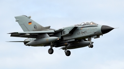 Photo ID 157821 by Carl Brent. Germany Air Force Panavia Tornado IDS, 45 85