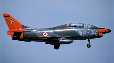 Photo ID 157847 by Sergio Gava. Italy Air Force Fiat G 91T1, MM6337