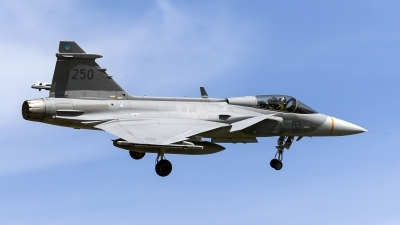 Photo ID 157950 by Craig Wise. Sweden Air Force Saab JAS 39C Gripen, 39250