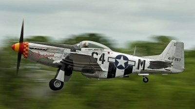 Photo ID 157938 by David F. Brown. Private Mustang Pilots LLC North American P 51D Mustang, N51KB