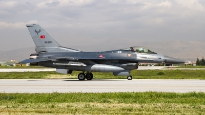 Photo ID 157985 by Alfred Koning. Turkey Air Force General Dynamics F 16C Fighting Falcon, 93 0673