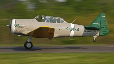 Photo ID 158028 by David F. Brown. Private Private North American AT 6D Texan, N42GK