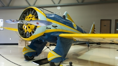Photo ID 158141 by Thomas Ziegler - Aviation-Media. Private Planes of Fame Air Museum Boeing P 26A Peashooter, NX3378G